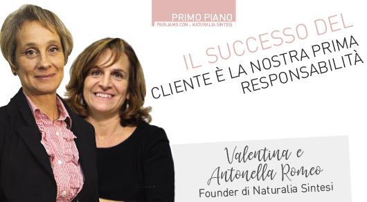 Il successo del cliente è la nostra prima responsabilità