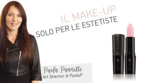 Il Make- up solo per le estetiste