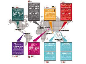 Prossimi eventi internazionali