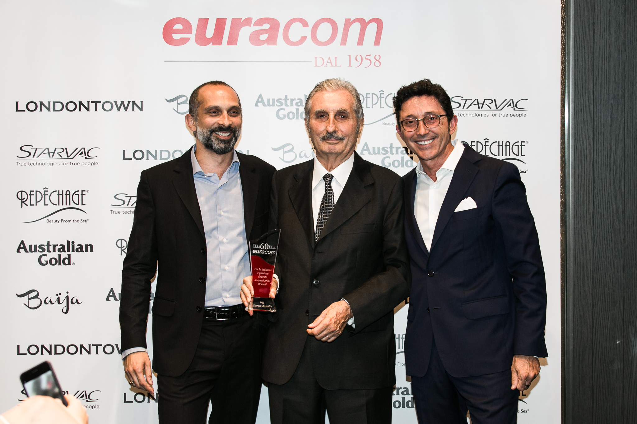 Euracom compie 60 anni