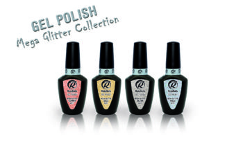 Glitter collection by Roby Nails