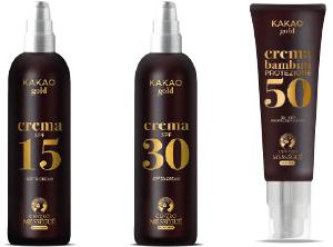 Kakao Gold, la nuova preziosa linea di solari centro mességué