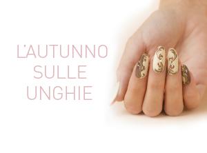 L'autunno sulle unghie