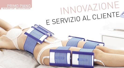 Innovazione al servizio del cliente