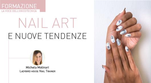 Nail art e nuove tendenze