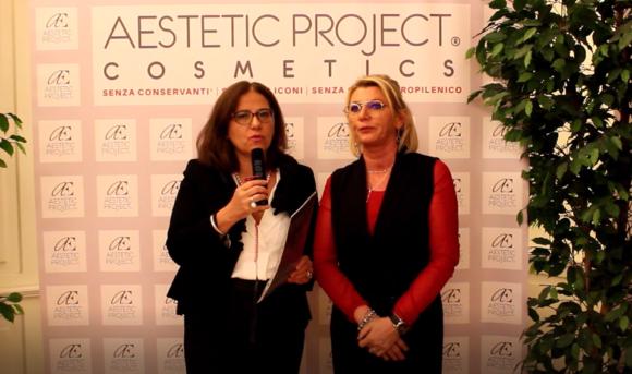 Susi Maggi al II° Symposium di Aestetic Project: innovazione e formazione