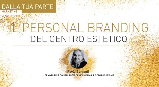 Il personal branding del centro estetico