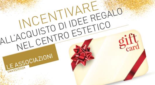 Incentivare all'acquisto di idee regalo nel centro estetico