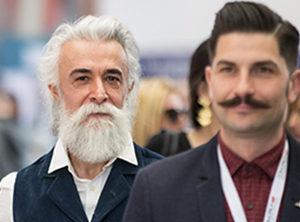 La beauty routine per lui a Cosmoprof 2019