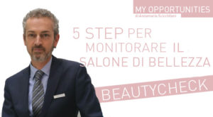 5 step per monitorare il salone di bellezza