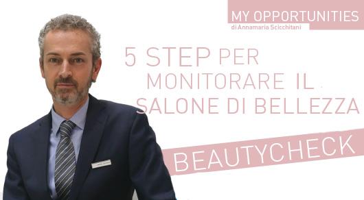 5 step per monitorare il salone di bellezza