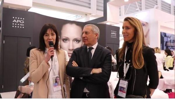 Incontriamo Alfaparf Group a Cosmoprof 2019