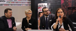 Faby Line a Cosmoprof 2019