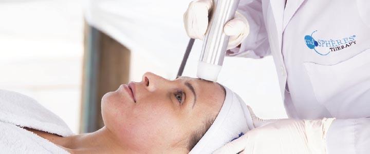 Trattamento antiaging del viso
