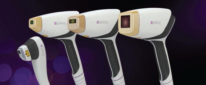 Epilazione laser con Esthelogue
