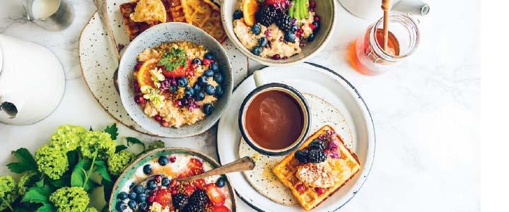 L'importanza delle proteine a colazione