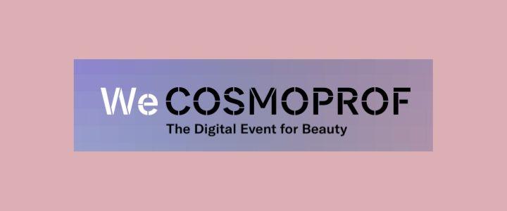 Al via la seconda edizione dell'evento digitale WeCosmoprof