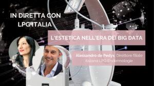 Storia di Copertina LPG Italia – L'estetica nell'era dei big data