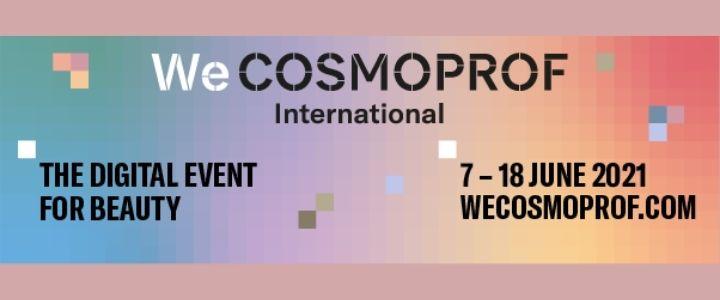 Read more about the article Torna WeCosmoprof, l'evento digitale della bellezza