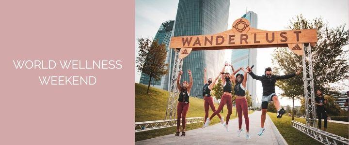 World Wellness Weekend, il nuovo movimento di benessere