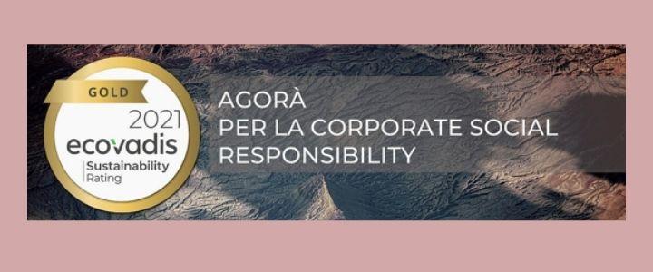 You are currently viewing Una medaglia d'oro per Agorà