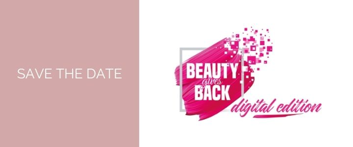 Read more about the article Appuntamento con Beauty Gives Back Digital Edition 2021
