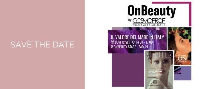 Read more about the article Mabella per OnBeauty by Cosmoprof